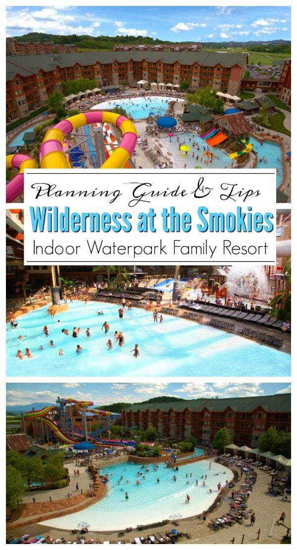 #ad The Wilderness at the Smokies features indoor and outdoor waterparks, a Family Entertainment Center, multiple food and beverage venues, restaurants, and snack shops.  With everything that they have to offer, your family may never have to step foot outside of the resort! @WildernessSmokies #WildernessAtTheSmokies #LaughPlayStay