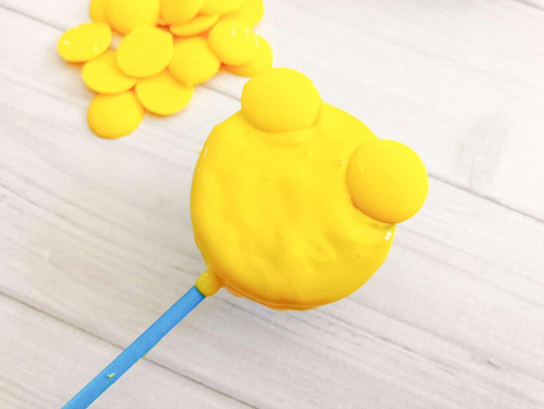 Winnie the Pooh Oreo Pops, Winnie the Pooh cookies