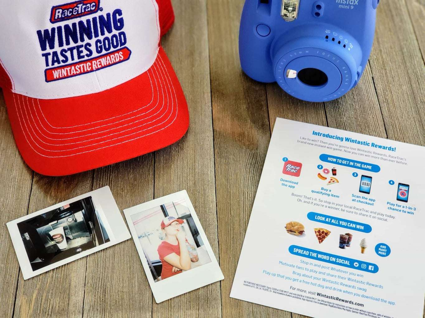Ready for a Winning Summer? Download the RaceTrac Wintastic Rewards App