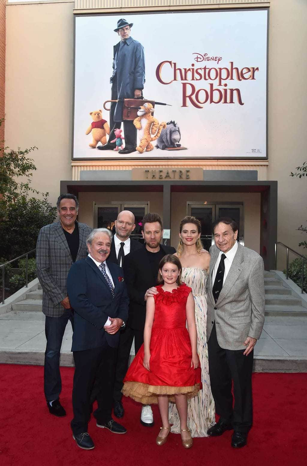 Disney's Red Carpet for Christopher Robin