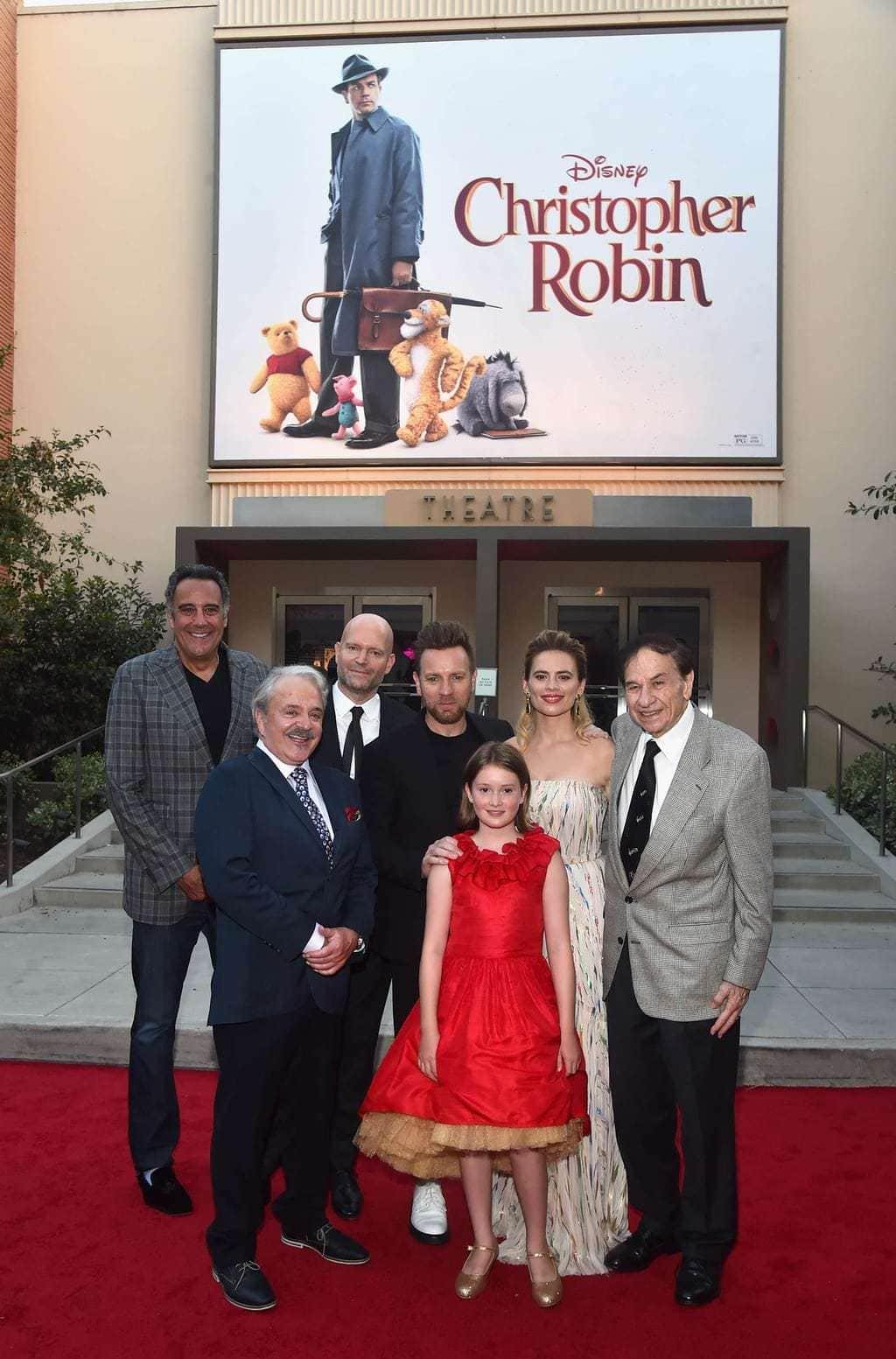 Disney's Red Carpet for Christopher Robin