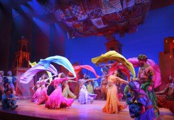 Disney Aladdin Performs at the Fox Theatre in Atlanta | Giveaway