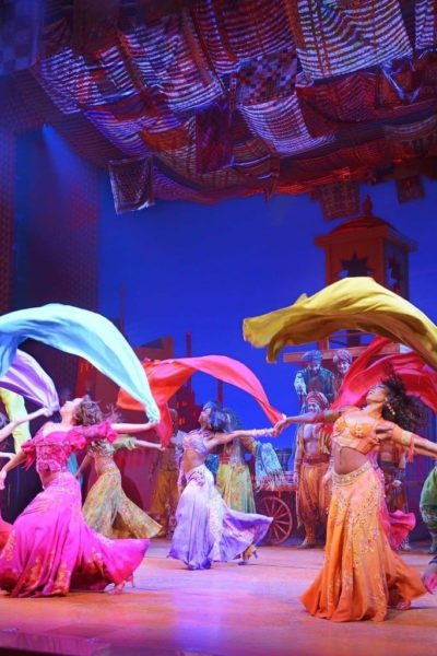 Disney Aladdin Performs at the Fox Theatre in Atlanta | Giveaway