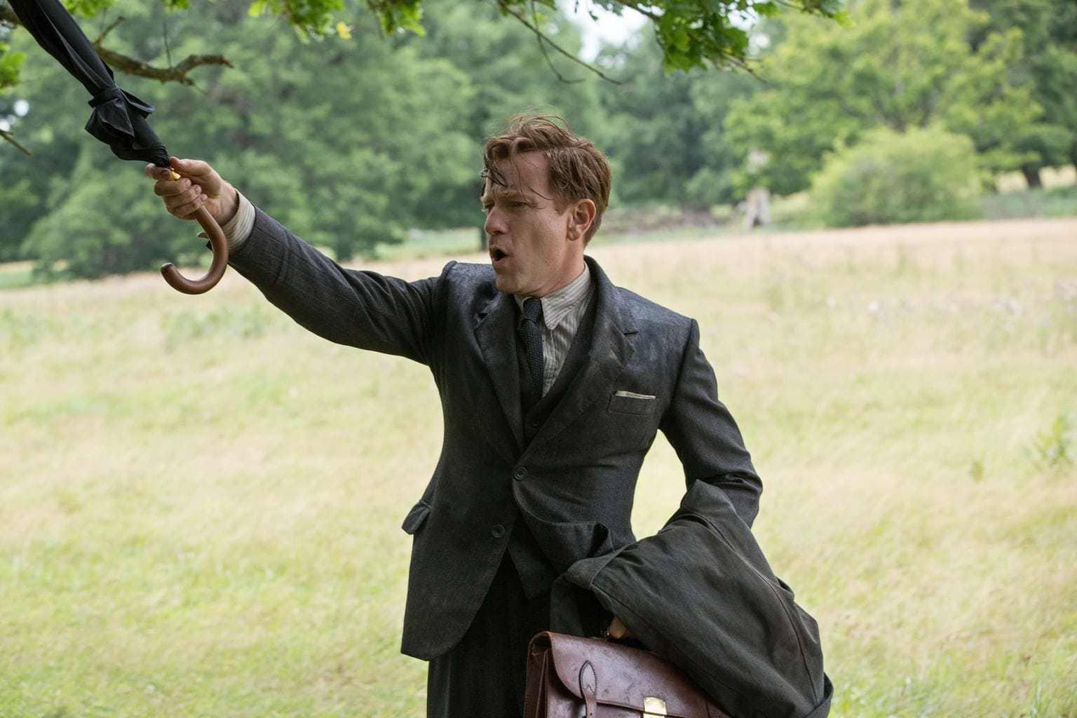 Ewan McGregor is Christopher Robin in Disney's live-action adventure CHRISTOPHER ROBIN.