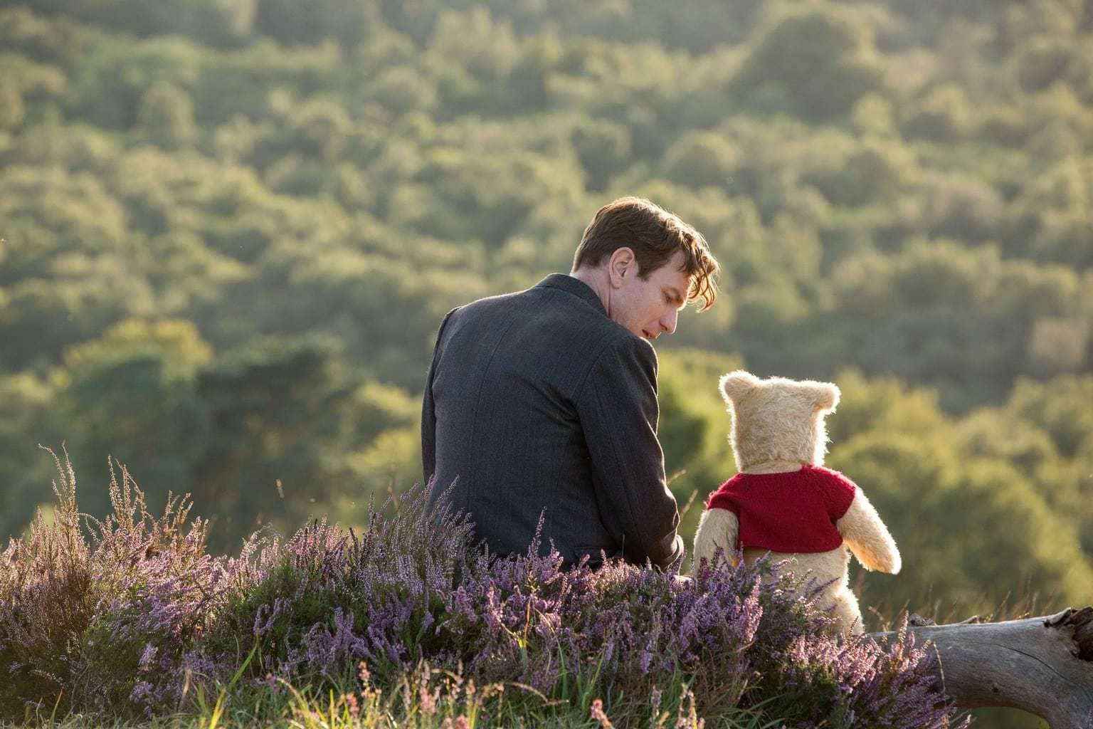 Disney's Christopher Robin: A Beautiful Family Film for Both Young and Old #ChristopherRobinEvent