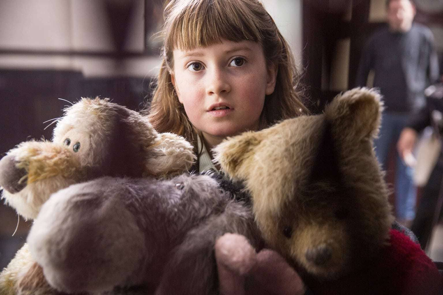 Bronte Carmichael who plays Madeline Robin in Christopher Robin