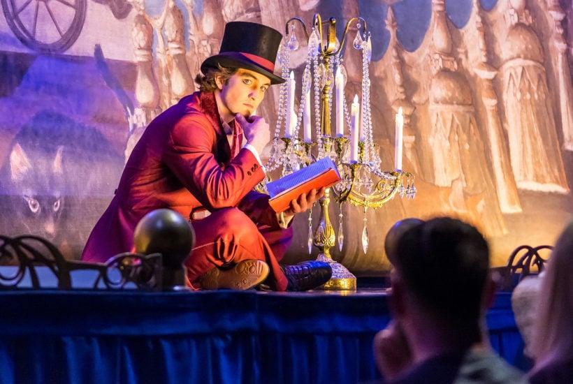 Corteo comes to Duluth, Cirque du Soleil's Corteo