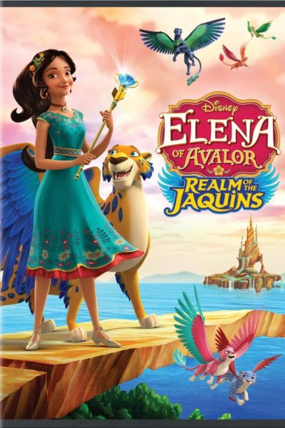 Elena of Avalor: Realm of the Jaquins Movie Promotion