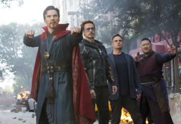 Avengers: Infinity War Movie Review and Bonus Features Overview (Mom's Thoughts)