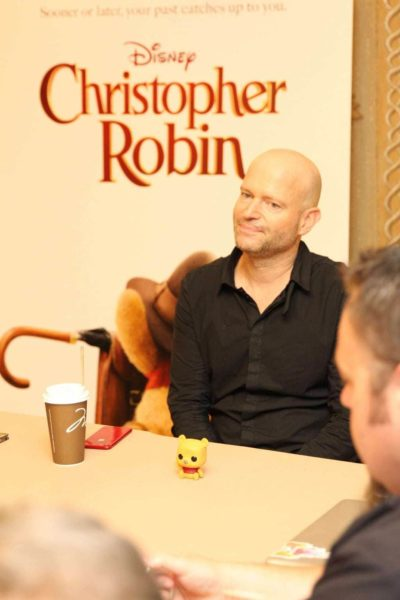 Director Marc Forster Hopes To Deliver the Message of Hope, Joy, & Love in Christopher Robin