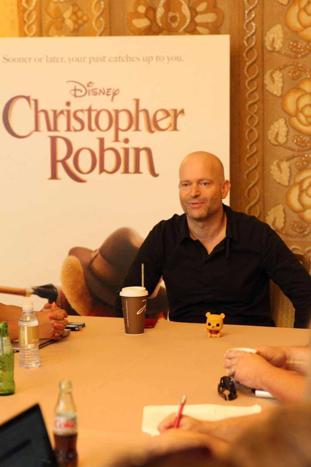 director marc forster, interview with marc forster