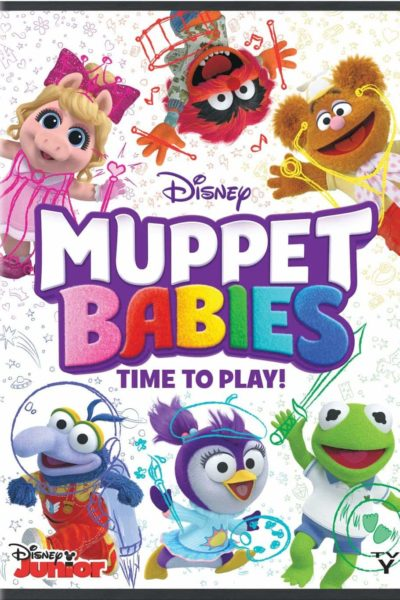 Muppet Babies: Time To Play Disney DVD Giveaway
