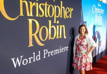 An Incredible Experience Attending My First Red Carpet For Christopher Robin #ChristopherRobinEvent
