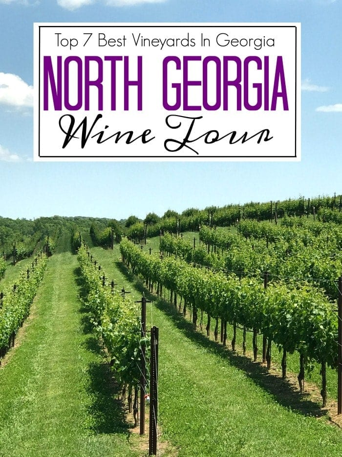 Top Vineyards in North Georgia, North Georgia Wine Tour