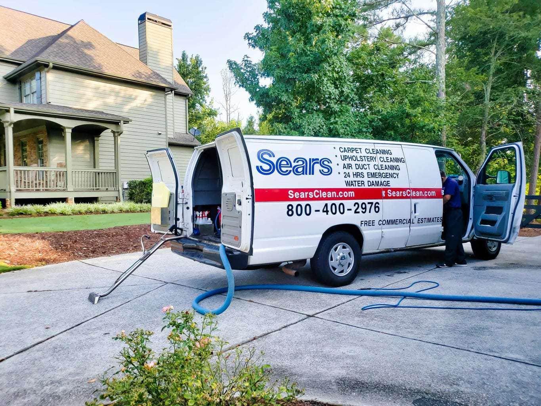 Sears Carpet Cleaning Atlanta coupon discount
