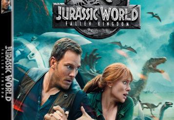 Jurassic World: Fallen Kingdom Now Available September 18th #FallenKingdom