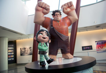 Exclusive Look Into Walt Disney Animation Studios Plus Ralph Breaks the Internet