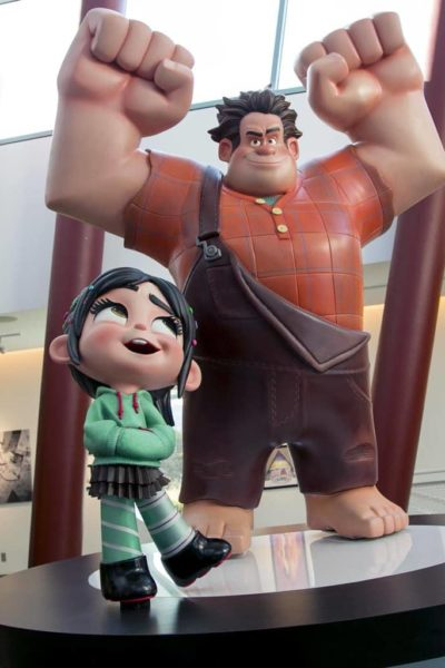 Exclusive Look Into Walt Disney Animation Studios Plus Ralph Breaks the Internet