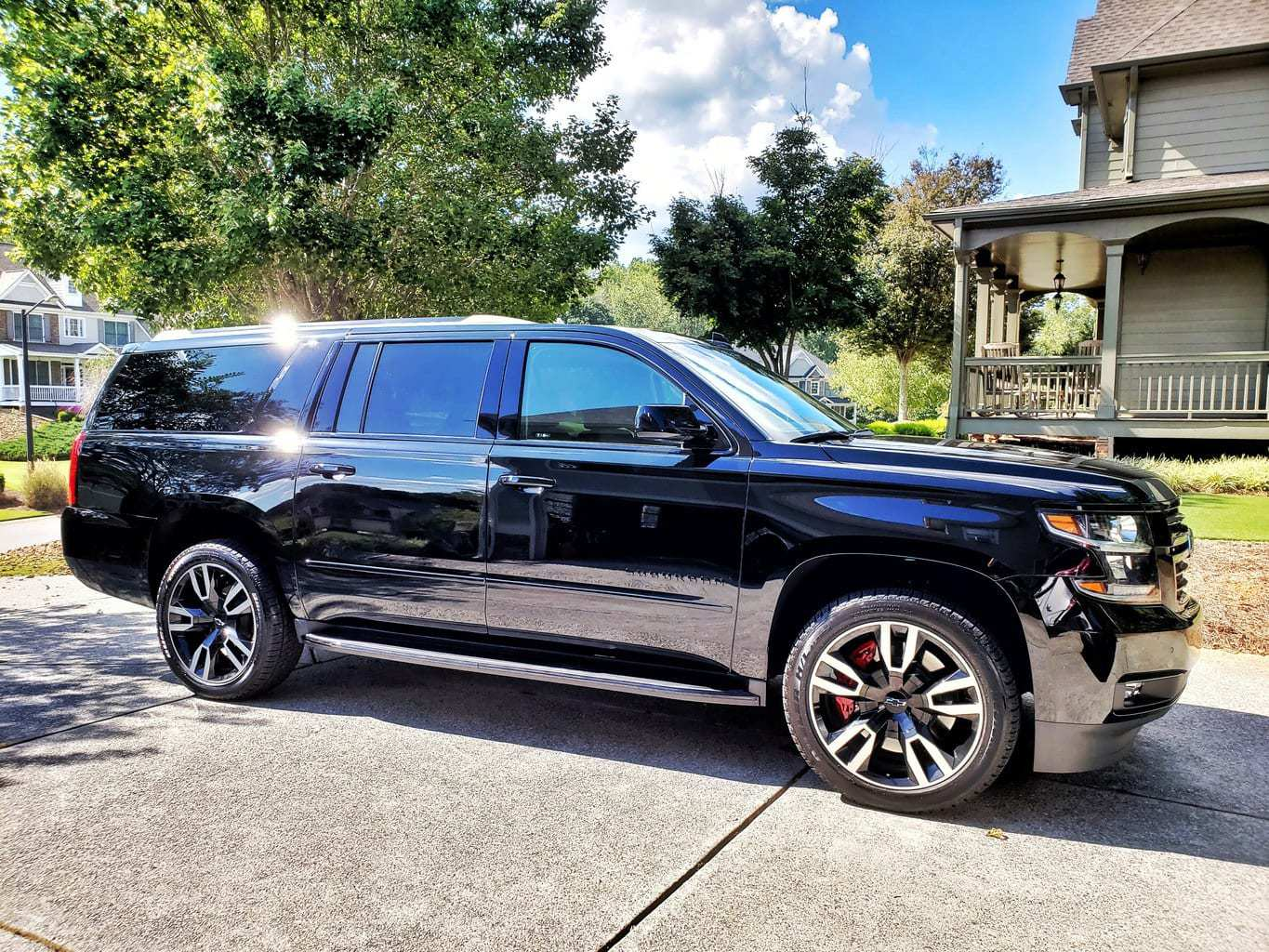 Mom's Perfect Vehicle: 2019 Chevy Suburban – Where Luxury Means Comfort