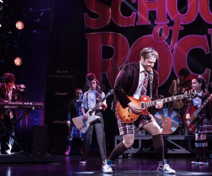 School of Rock Fox Theatre