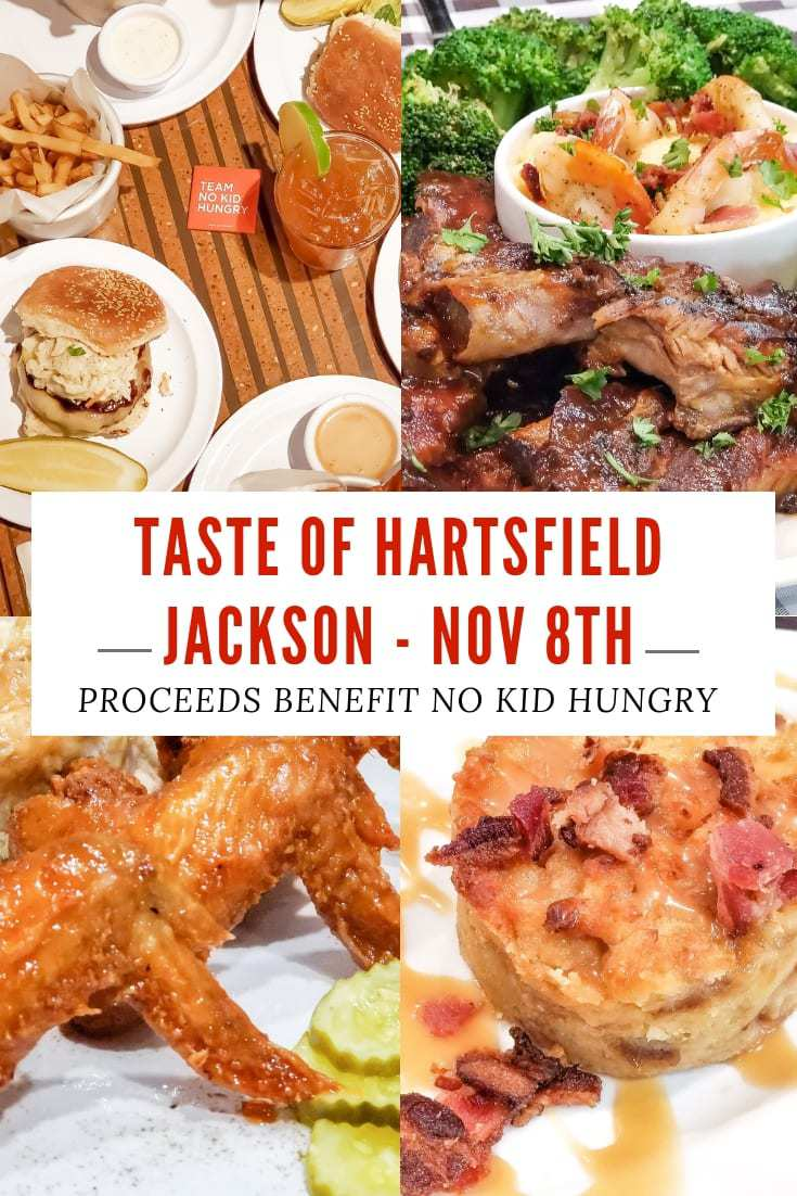 Taste of Hartsfield-Jackson is November 8th: A Food Lovers Paradise. You and your taste buds are certain to have an amazing taste-testing good time!