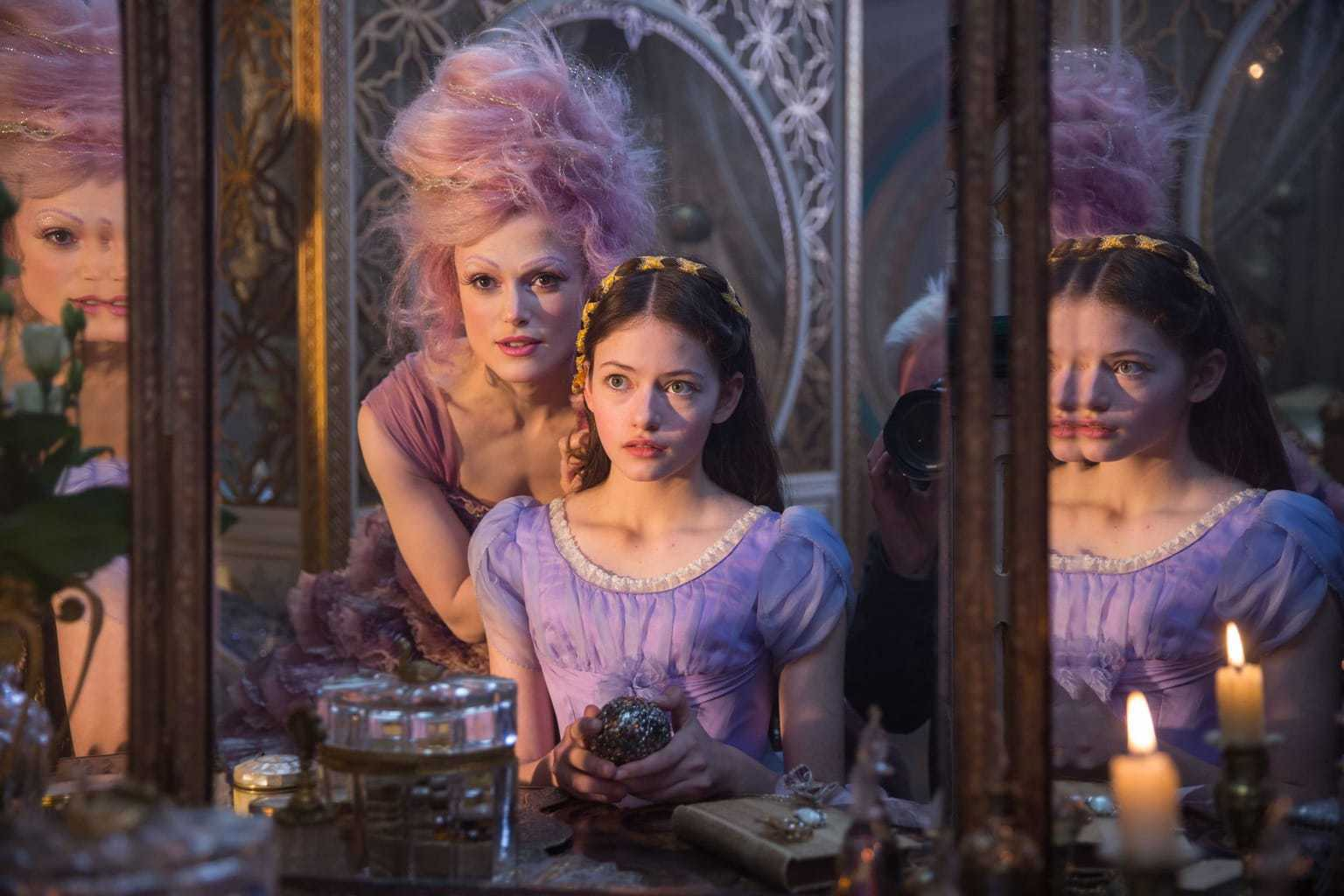 Disney's The NutCracker and The Four Realms Movie Review #DisneysNutcracker