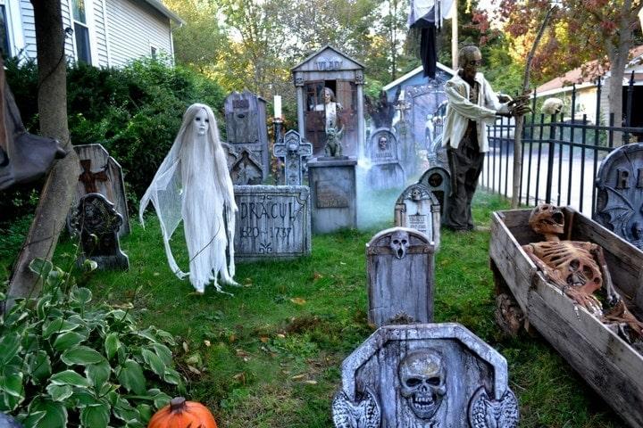Dry Ice Halloween Ideas