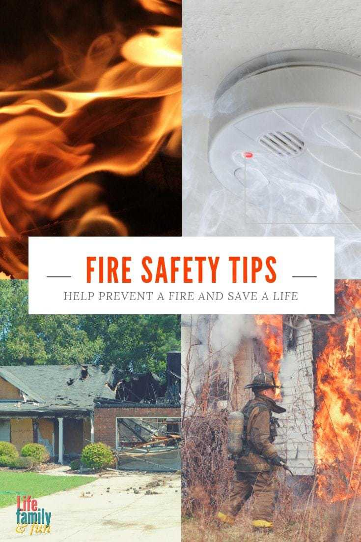 There are steps and safety practices that you can implement to ensure that your household is doing everything possible to keep your house safe from a fire and also knowing how to react should a fire occur. Fire Safety is one of the most important safety aspects of your families emergency response plan and everyone in your home should know exactly what steps to take if a fire should break out. Here are some top fire safety tips that every household should know. #FireSafety