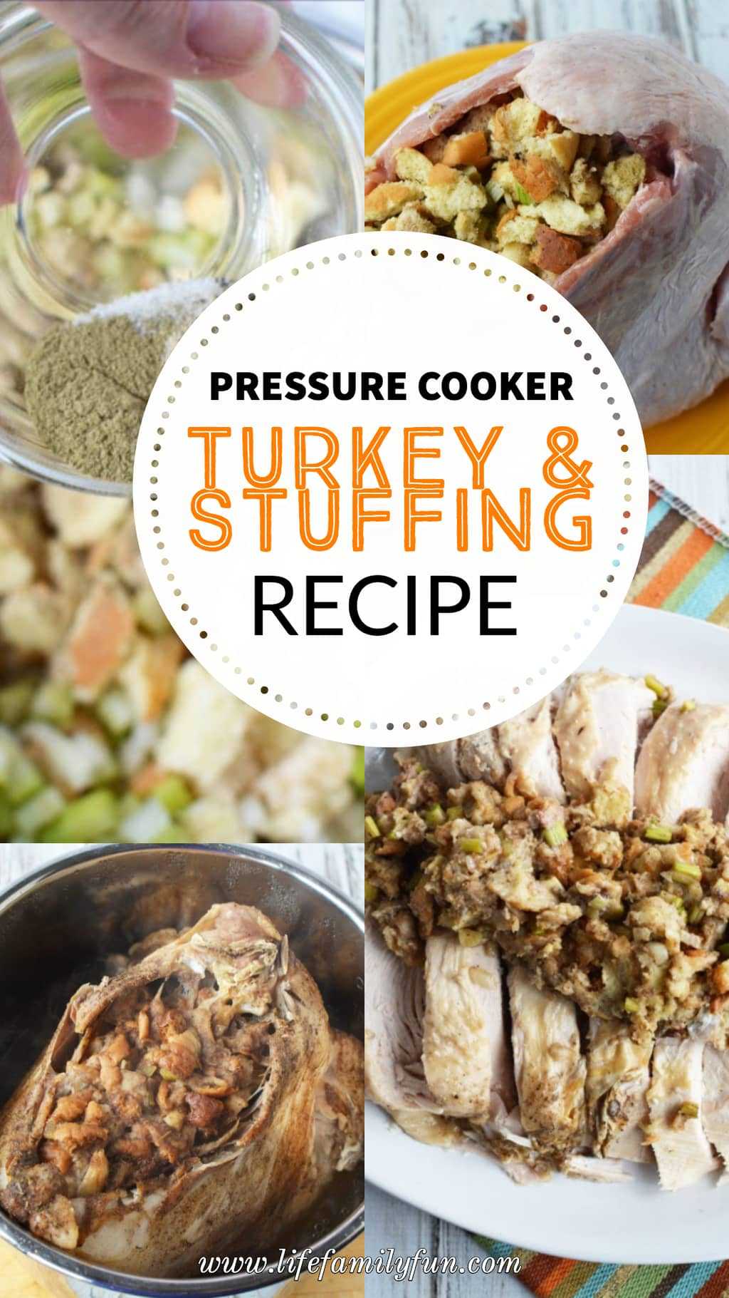 IP Turkey and Stuffing