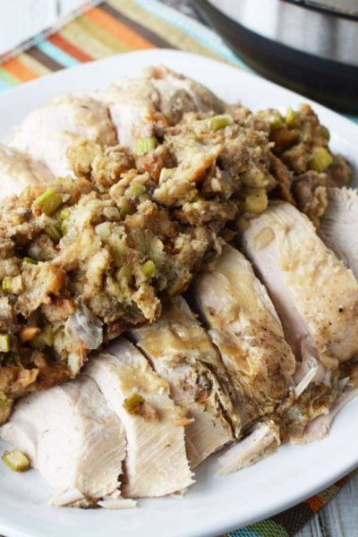 Instant Pot Turkey and Stuffing – Delicious Thanksgiving Dinner Made Simple