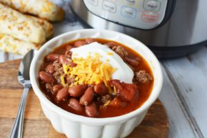 Instant Pot Chili – Hearty Soup For Those Chilly Nights