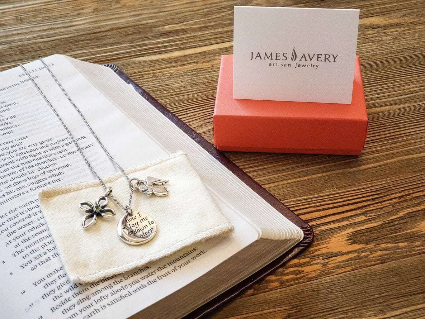 honoring the memories of loved ones, james avery jewelry
