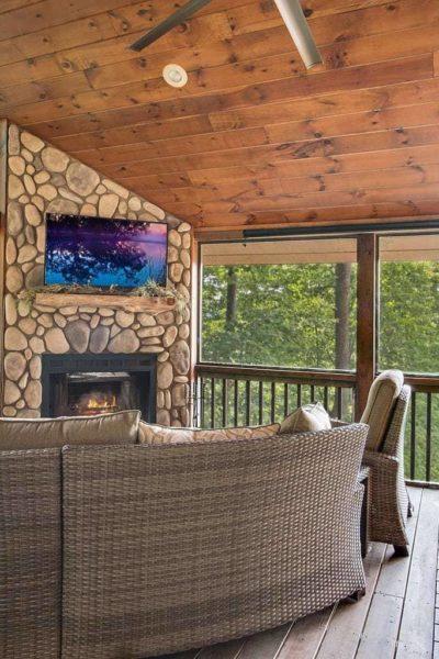 Cabin Accommodations in Blue Ridge