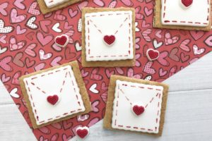 Love Letter Cookies – A Surprisingly Sweet Valentine's Day Card