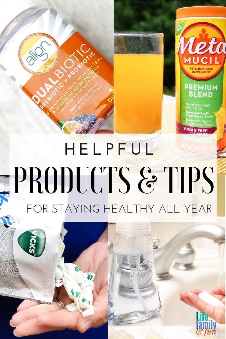 Say goodbye to the worries of cold and flu, and take the first steps in protecting your health. While there are various tips out there, these 5 simple tips are ones that anyone can do! All the products that we keep in our house and use all year long are available at your local Walmart as well, which helps make your life even easier!  #WalmartHealthSupport #IC