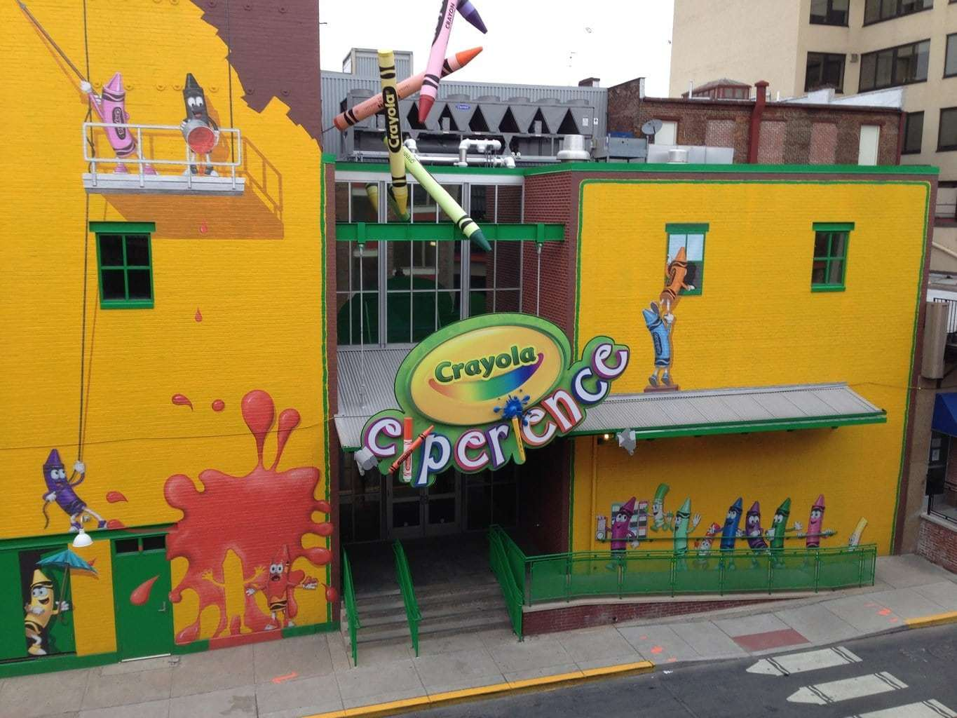 Things to do in Pennsylvania, Crayola Experience