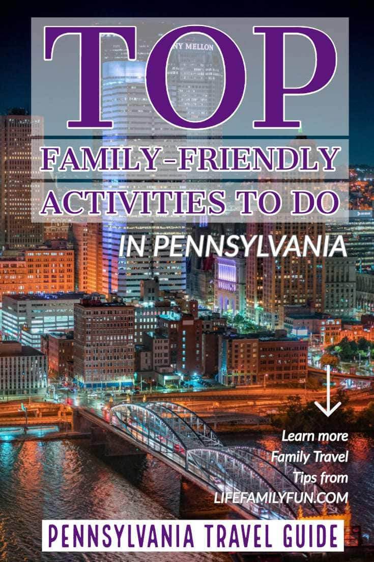 If you live in or are visiting Pennsylvania, there are a lot of things to do in Pennsylvania. From Pittsburgh to Philadelphia and everywhere in between.