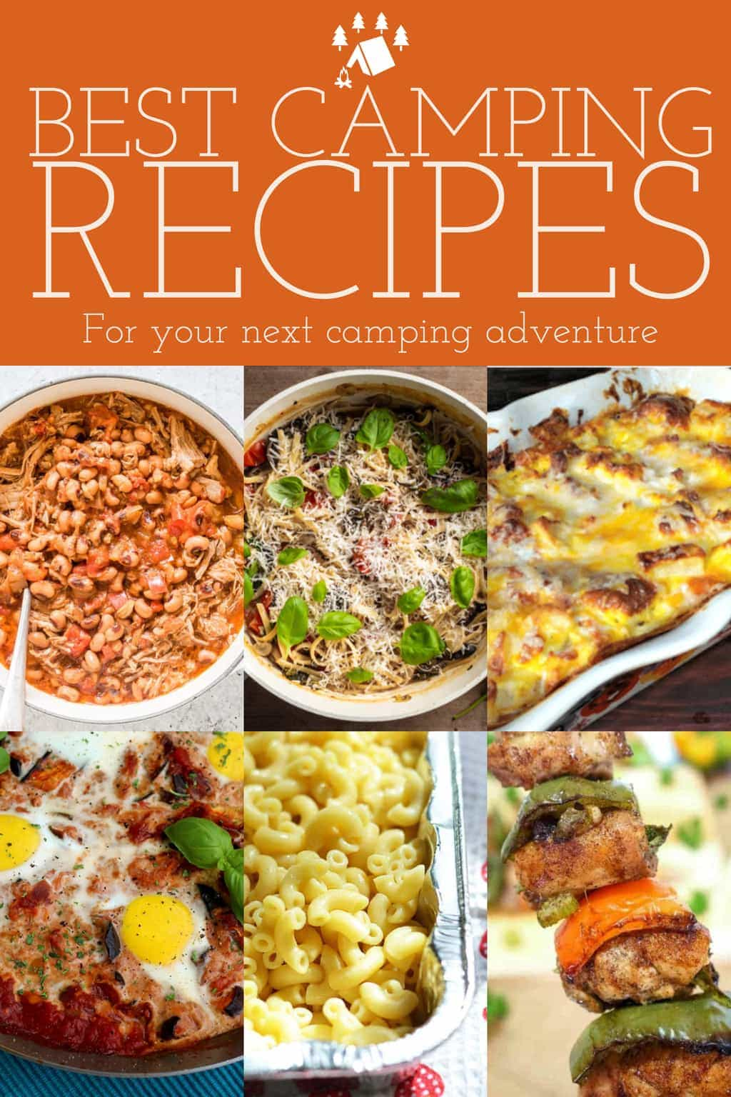 35 Camping Recipes Camping Food Ideas For Your Camping Adventure