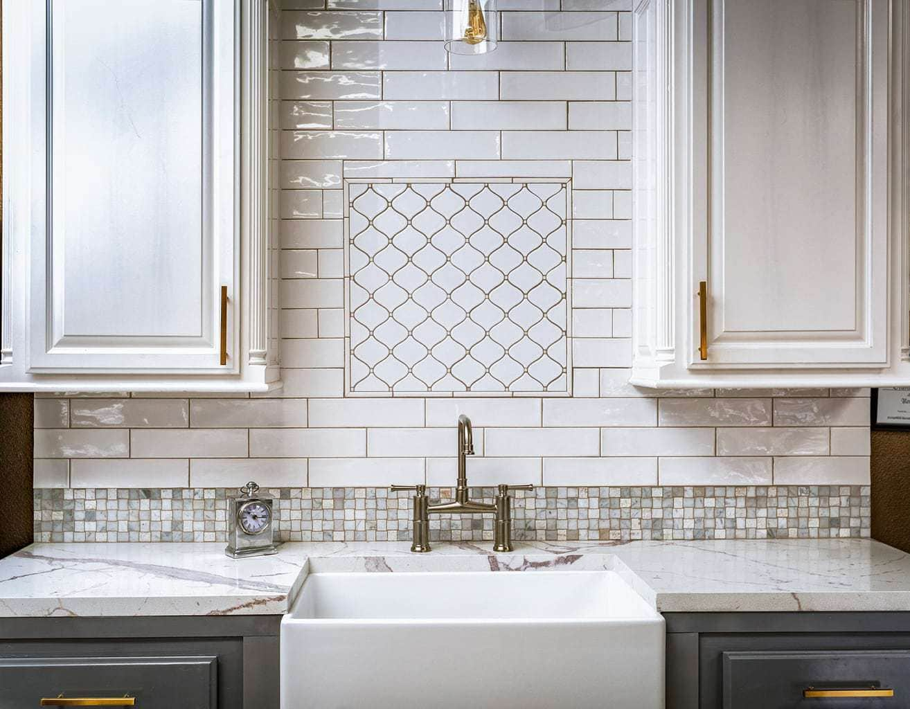 Kitchen Tile Backsplash Ideas That Are Easy And Inexpensive