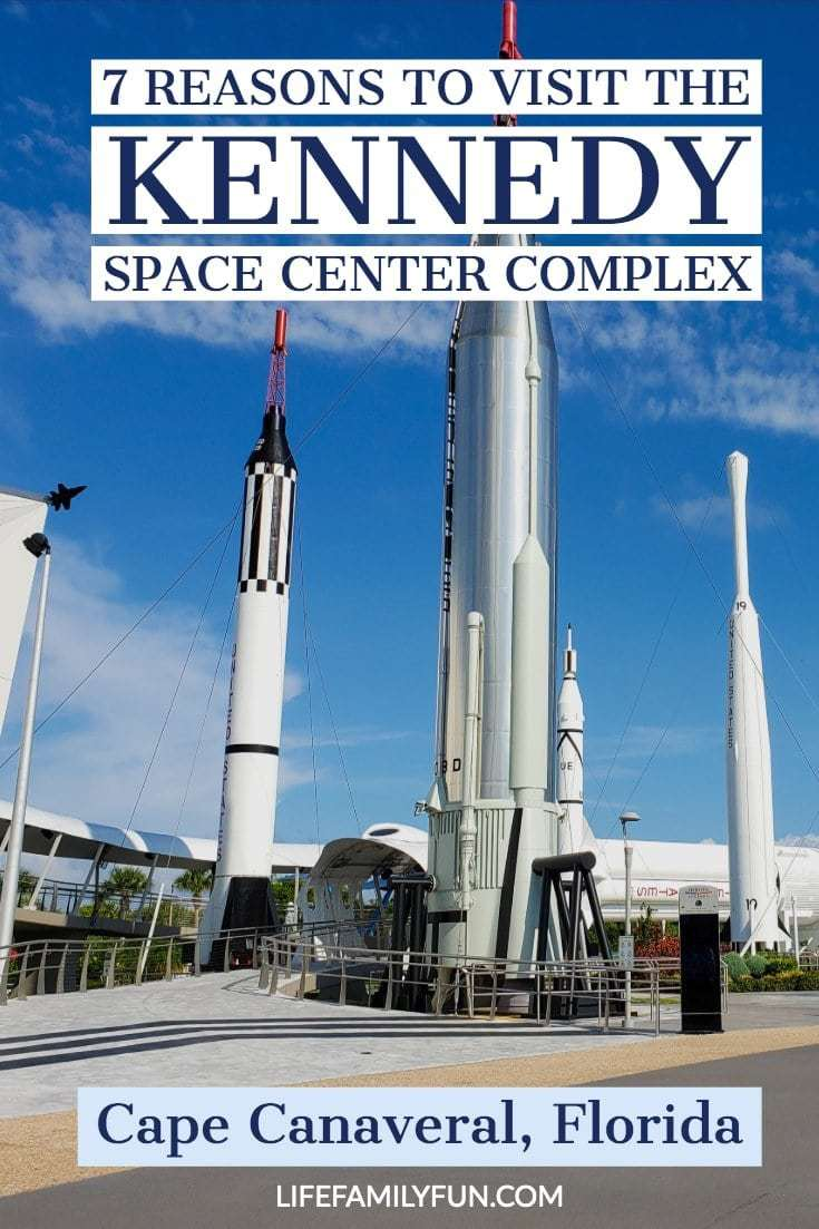 Kennedy Space Center complex reviews