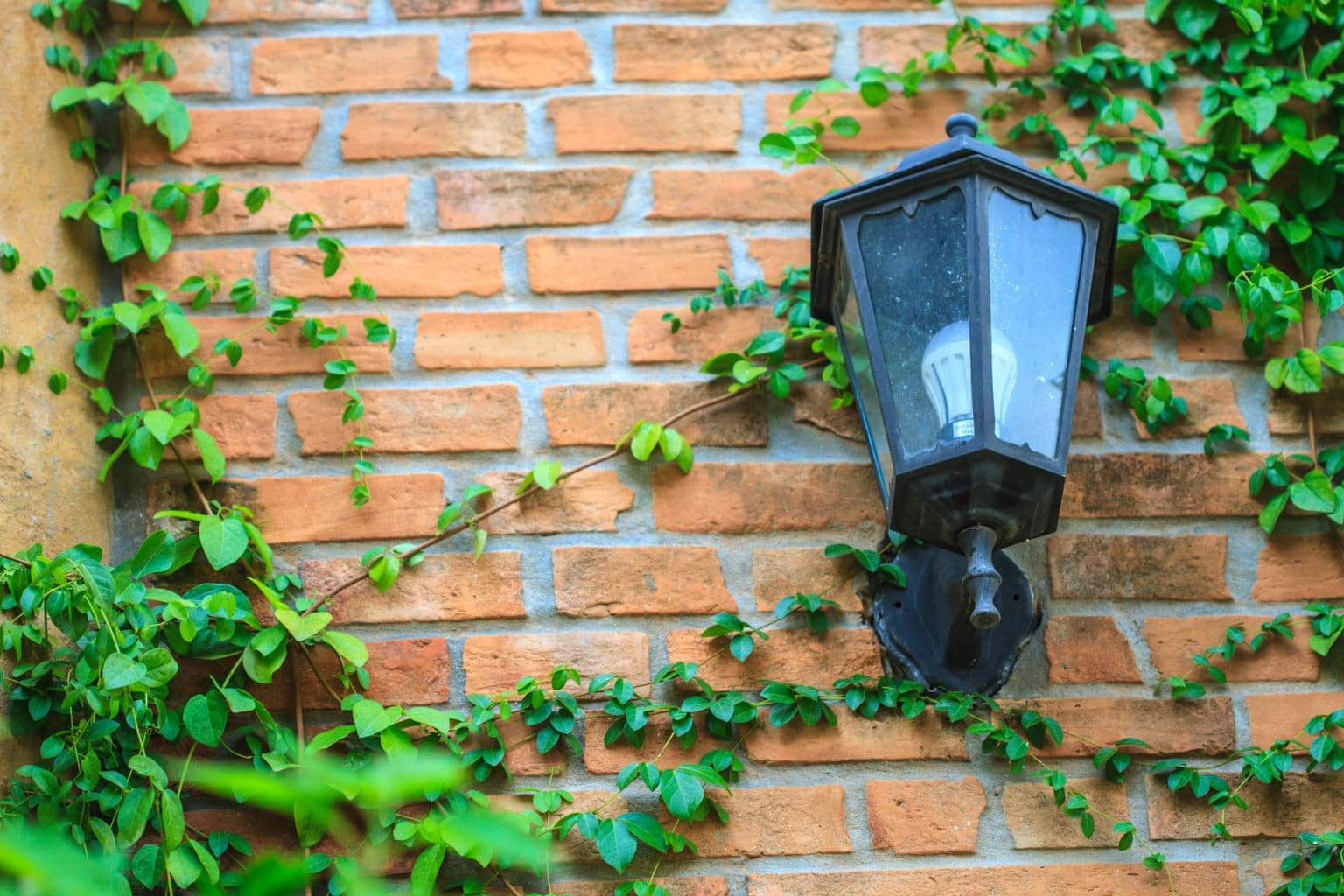 Using Outdoor Lighting for Home Security
