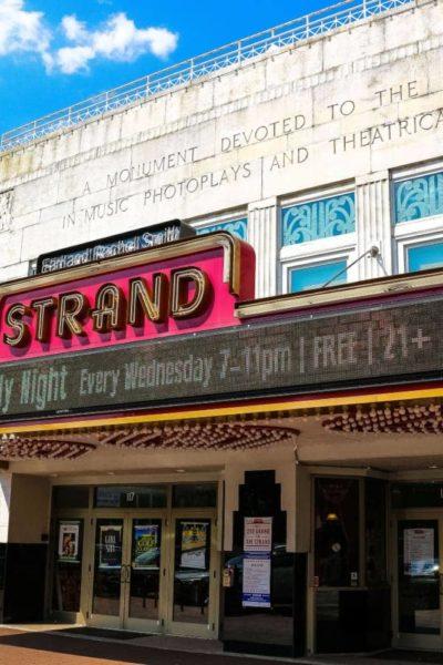 Strand Theatre in Marietta