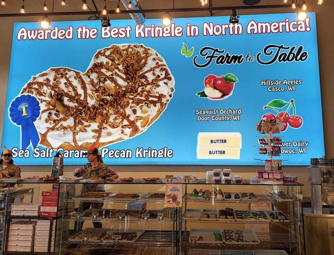 Uncle Mike's Kringles in Green Bay Wisconsin