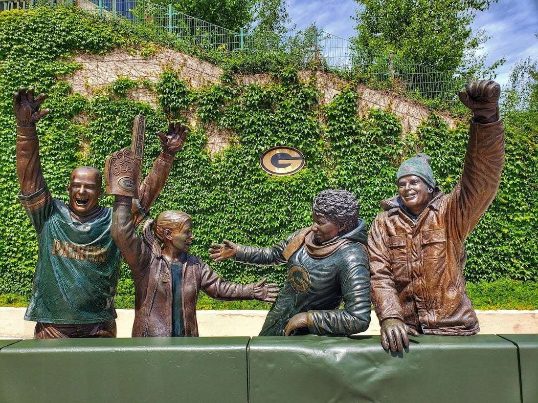 Explore Tittletown in Green Bay after the Packers Hall of Fame