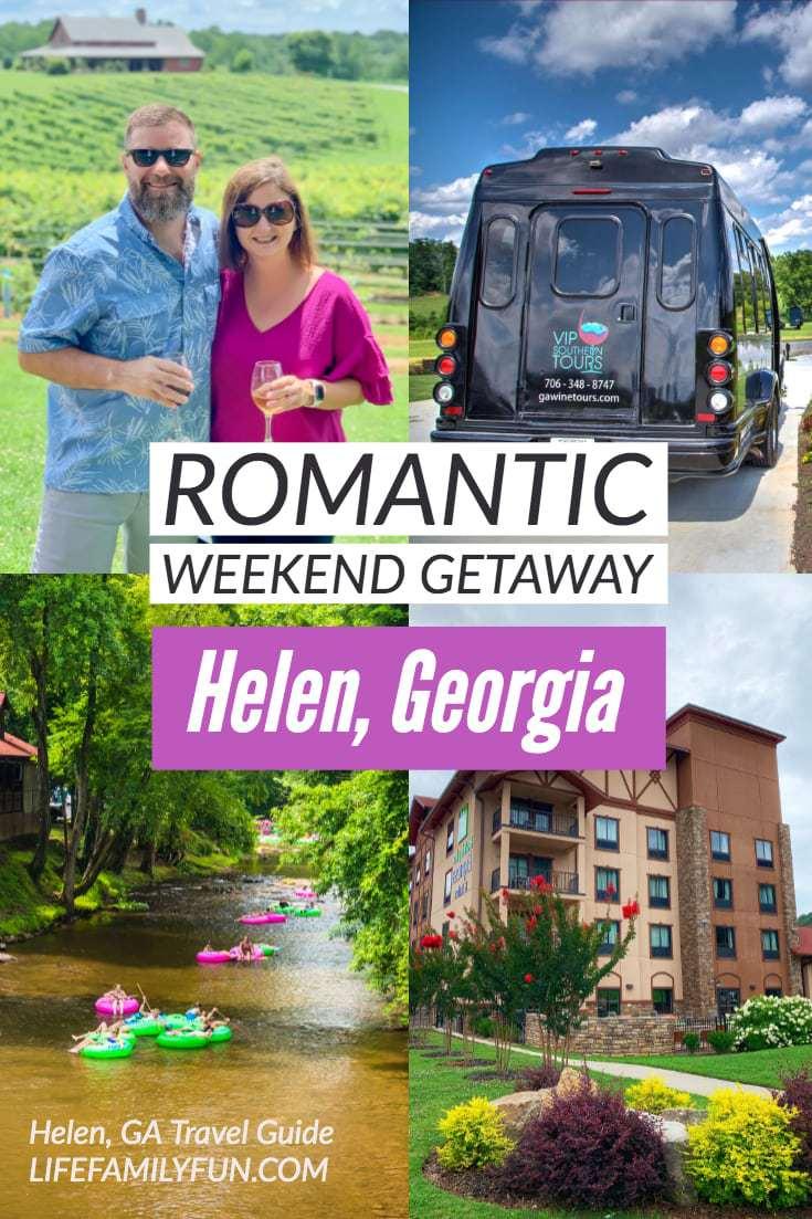 Romantic Weekend in Helen GA