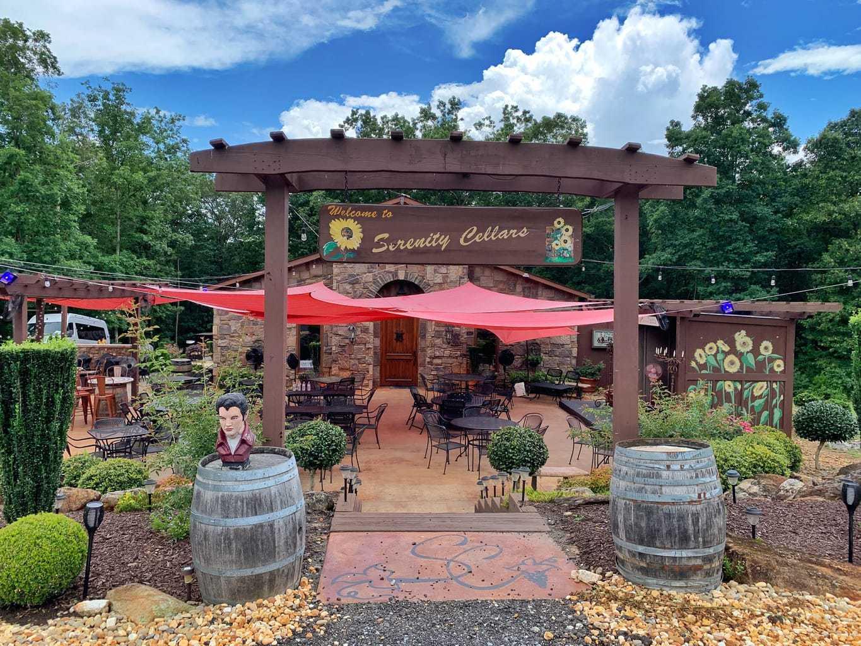 North Georgia Wineries
