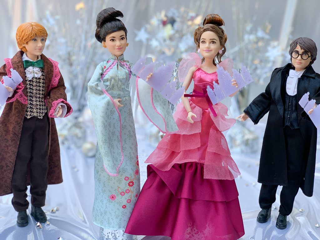 HARRY POTTER™ Yule Ball Dolls
