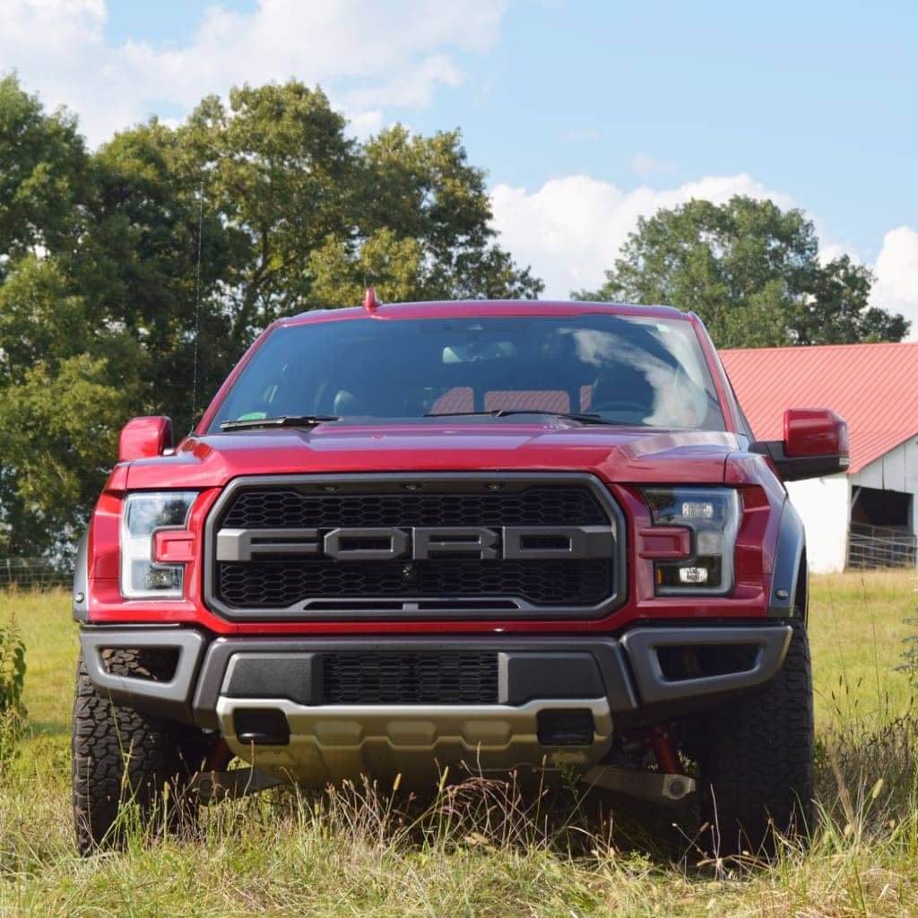 Family Fun Road Trip to Tennessee in the 2019 Ford® F-150 Raptor