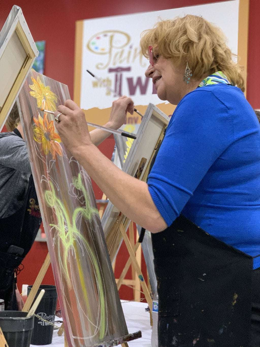 Painting with a Twist, Sandy Springs