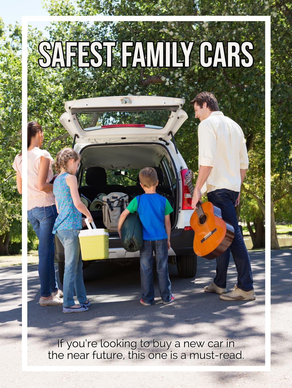 safest family cars 2019